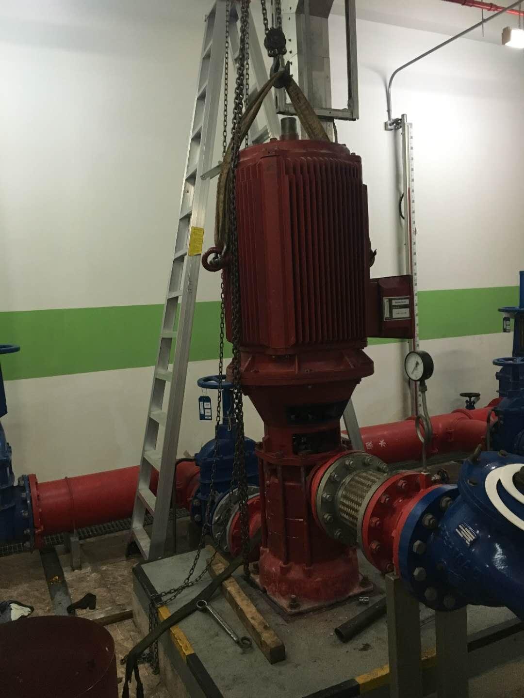 消防水泵维修