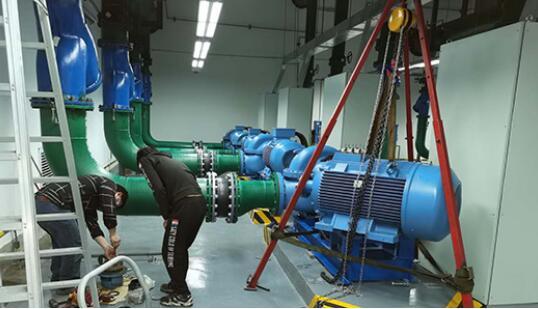 在日常我们应该如何维护保养好水泵呢?