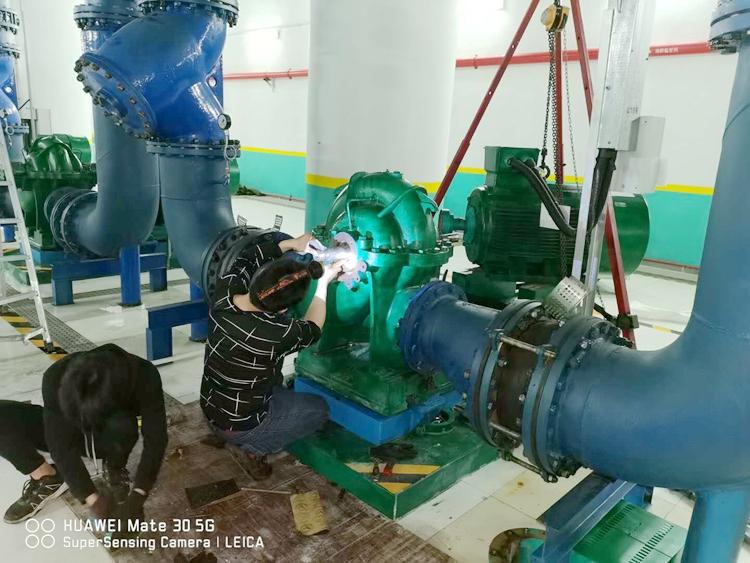 谈谈水泵出现停泵发生水锤时,会造成什么样的危害?