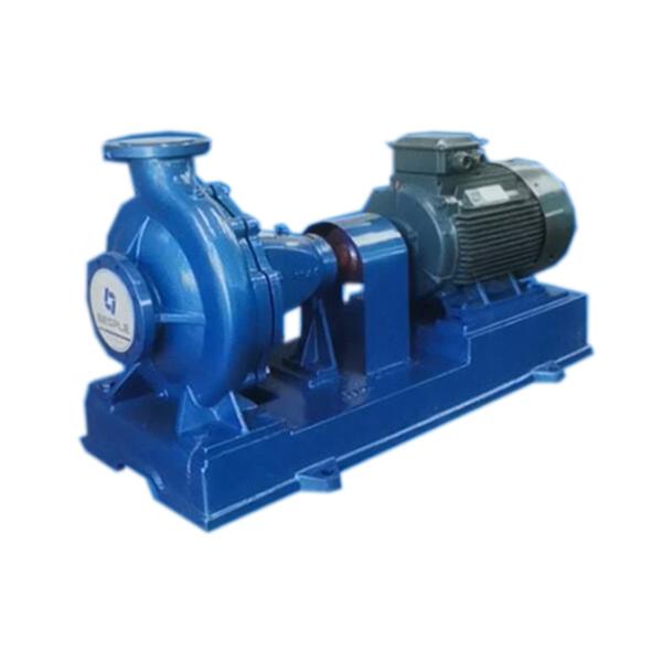 简要分析单级离心泵主要有哪些部件?