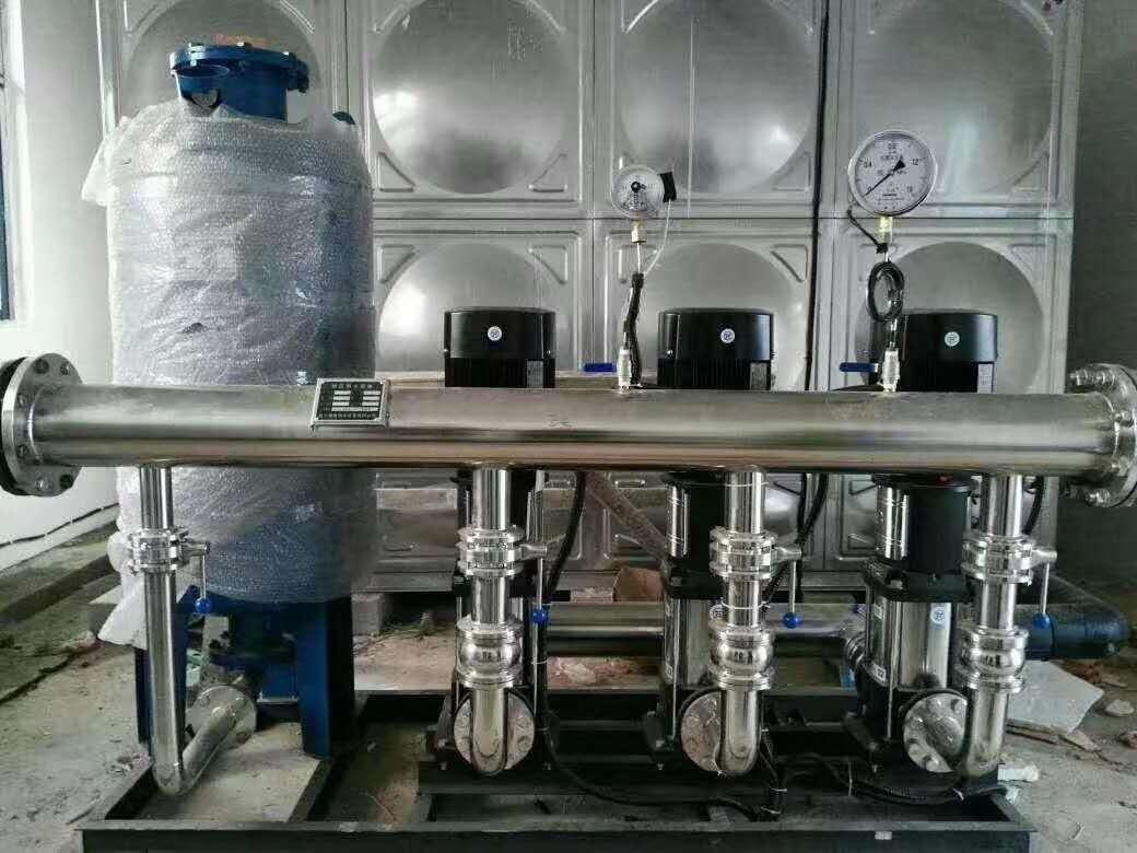 广州恒压变频供水设备