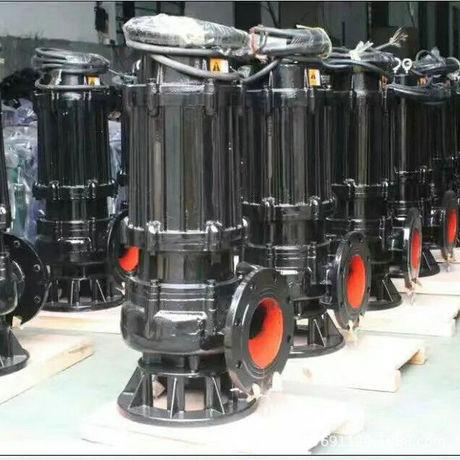 WQG切割式污水泵1