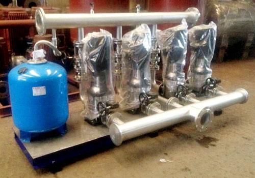 GTGW无负压供水设备(