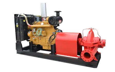 判断一款好的柴油消防泵需要满足这三大要点