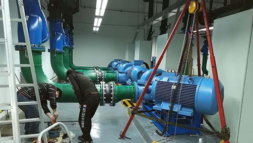 水泵安装现场的环境对水泵的选型有什么影响?